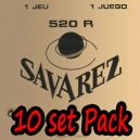 Savarez 520R Nylon Strenge- 10 SET PACK